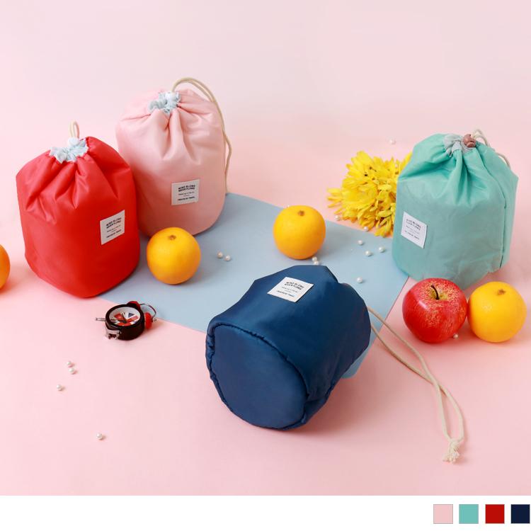 旅行必備防水束口收納袋
