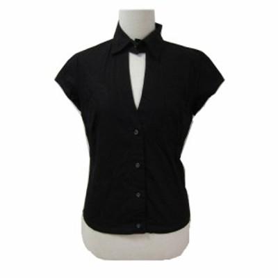 GRIFONI「42」Embroidery blouse グリフォーニ 刺繍 ブラウス (マウロ MAURO シャツ) 068669【中古】