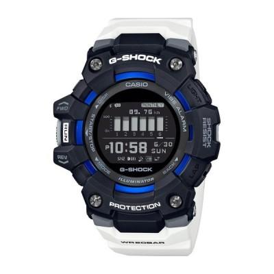 カシオ (国内正規品)G-SHOCK(ジーショック)G-SQUAD Bluetoothクォーツ メンズタイプ GBD-100-1A7JF