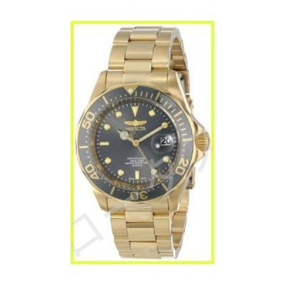 Invicta Men's 14976 Pro Diver Analog Display Japanese Quartz Gold Watch 並行輸入品