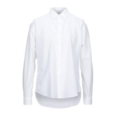 アルテア ALTEA シャツ ホワイト 42 コットン 100% シャツ