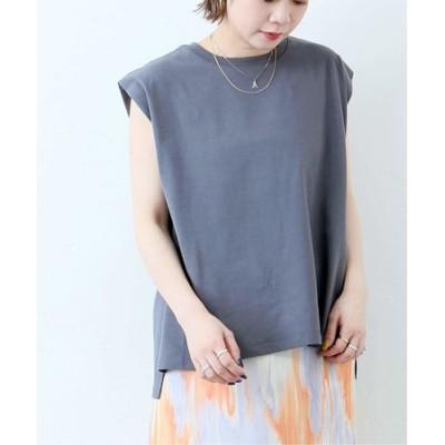 【Alore/アローレ】ノースリーブTシャツ