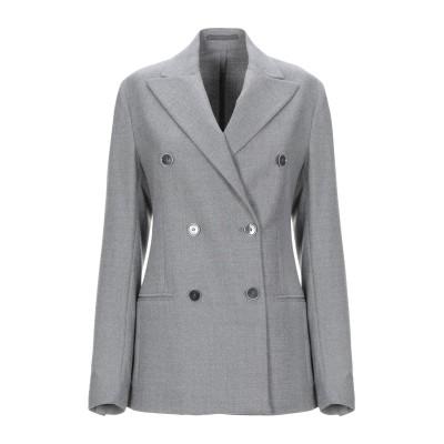 イレブンティ ELEVENTY テーラードジャケット グレー 40 ウール 96% / ポリウレタン 4% テーラードジャケット