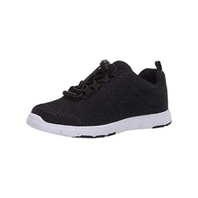 Prop?t womens Travelwalker Evo Sneaker, Black, 6 X-Wide US