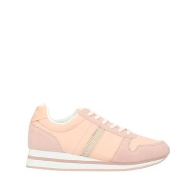 ヴェルサーチ ジーンズ Versace Jeans レディース スニーカー シューズ 靴 ピンク
