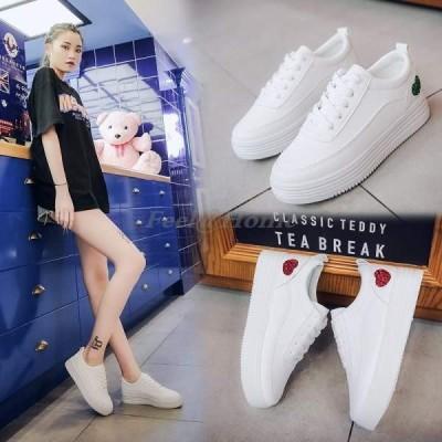 スニーカー 厚底靴 レディース 美脚 ローカット ウォーキングシューズ カジュアル 歩きやすい おしゃれ 定番 防水 新品