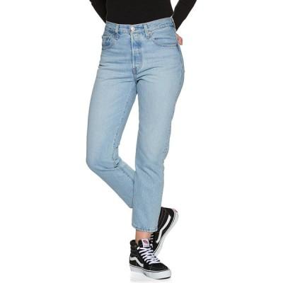 リーバイス Levi's レディース ジーンズ・デニム ボトムス・パンツ 501 crop jeans Luxor Ra