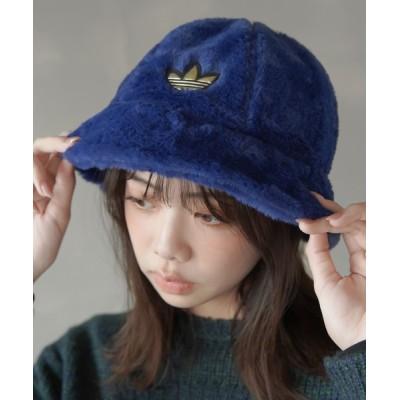SPINNS / 【adidas / アディダス】ファーバケットハット WOMEN 帽子 > ハット