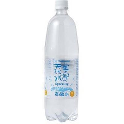 蛍の郷の天然水 スパークリング(1L*15本入)[炭酸水(スパークリング)]