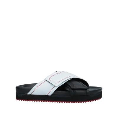 DONDUP レディース サンダル シューズ 靴 ブラック