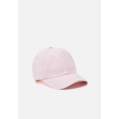 ディッキーズ メンズ 帽子 アクセサリー GRANADA UNISEX - Cap - light pink light pink