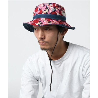 Clef OUTDOOR / 【クレ】リバーシブル アニマル カモ ハット WOMEN 帽子 > ハット