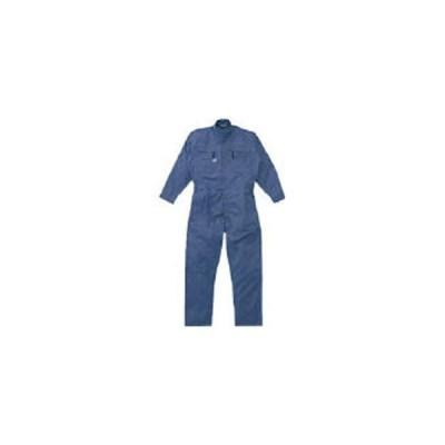 山田辰 ツナギ服 Lサイズ ブルー 5750BLL 返品種別B