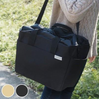 エコバッグ 保冷 レジカゴバッグ Miketto ROUGHT ( レジカゴ型 保冷バッグ お買い物バッグ )