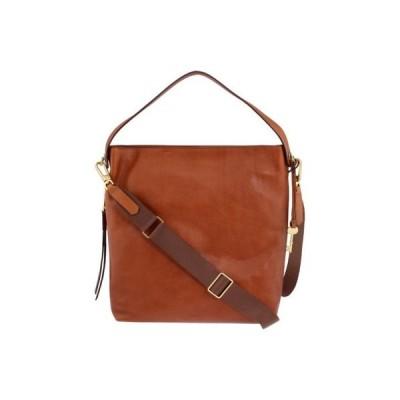 バッグ ハンドバッグ フォッシル Fossil Maya Ladies Large Leather Hobo Handbag ZB6980200