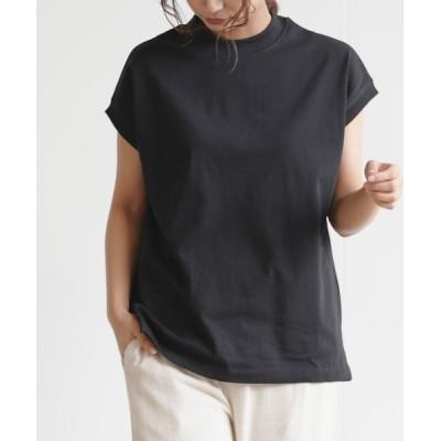 tシャツ Tシャツ ハイネックBIGTシャツ