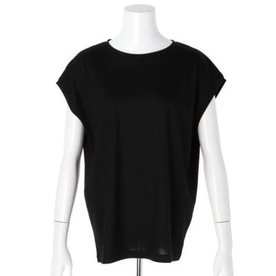 (Rirandture/リランドチュール)ゆるTシャツ/レディース ブラック