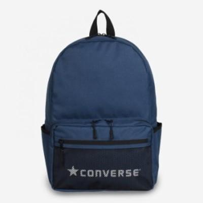【CONVERSE コンバース 】細部にまでこだわりを詰め込んだユニセックスにお勧めのアイテム! メッシュ ポケット バッグパック