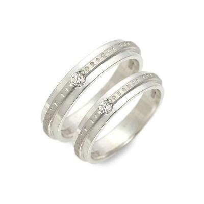 シルバー 婚約指輪 結婚指輪 エンゲージリング ペアリング ペア プレゼント 送料無料