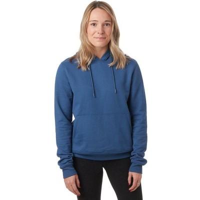 (取寄)バックカントリー レディース コア フリース パーカー Backcountry Women Core Fleece Hoodie Ensign Blue 送料無料