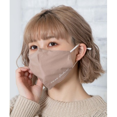 シンプルロゴマスク