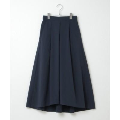 ikka LOUNGE / SOLOTEX サッカータックフレアスカート WOMEN スカート > スカート