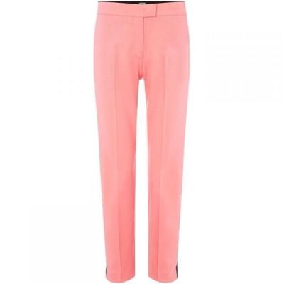 ポールスミス PS by Paul Smith レディース ボトムス・パンツ Side stripe trousers Pink