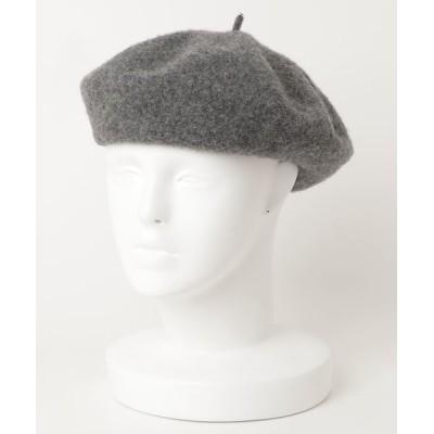 ZOZOUSED / 無地ベレー帽 WOMEN 帽子 > ハンチング/ベレー帽