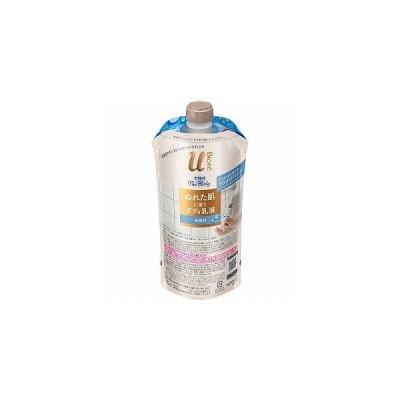 花王 ビオレu ザ ボディ ぬれた肌に使うボディ乳液 無香料 つりさげパック 300mL (ボディローション)