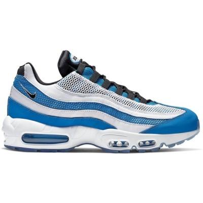 ナイキ メンズ エアマックス95 Nike Air Max 95 Photo Blue Black White REFLECT SILVER