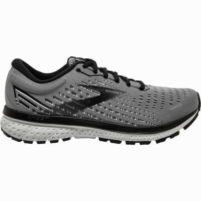 (取寄)ブルックス メンズ ゴースト 13 ランニング シューズ Brooks Men's Ghost 13 Running Shoe Running Shoes Primer Grey/Pearl/Black 送料無料