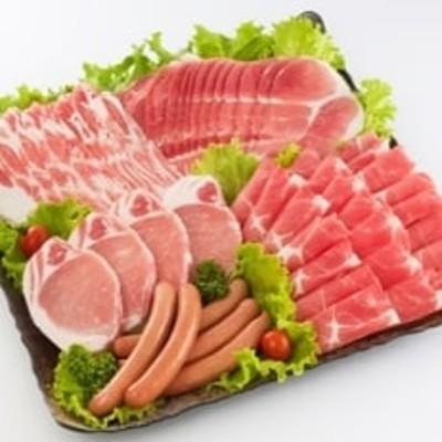 【ファームヨシダ】えころとん・豚肉5種計1160g・バラエティーセット