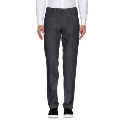 ロイ ロジャース ROŸ ROGER'S パンツ ブラック 34 コットン 94% / ポリエステル 6% パンツ