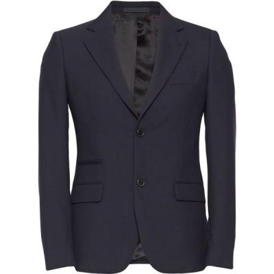 ステラ マッカートニー STELLA McCARTNEY MEN メンズ スーツ・ジャケット アウター blazer Dark blue
