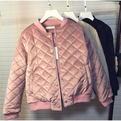 ダウンコート レディース 冬服 アウター 手触り良い コットン服 超暖かい ジャケット 新品