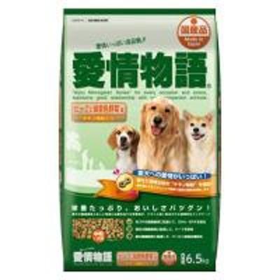 イースター 愛情物語 ドッグフード ビーフ&緑黄色野菜味 6.5kg 犬 愛情物語 お一人様3点限り