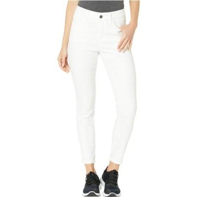プラーナ Prana レディース ジーンズ・デニム ボトムス・パンツ Oday Jeans White