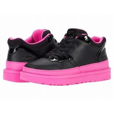 (取寄)アグ レディース ハイランド スニーカーUGG Women Highland SneakerBlack/Rock Rose