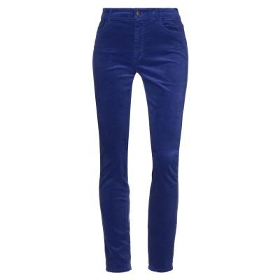 MARC CAIN パンツ ブルー 5 コットン 54% / レーヨン 35% / ポリエステル 8% / ポリウレタン 3% パンツ
