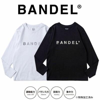 バンデル BANDEL ロングTシャツ Long Sleeve T Silver Logo BAN-LT020