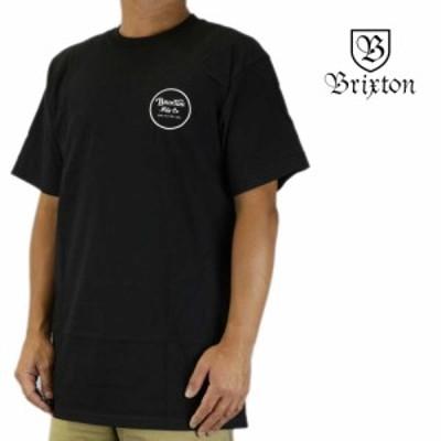 Brixton ブリクストン 半袖 Tシャツ Wheeler S/S Standard Tee