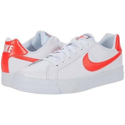 ナイキ Court Royale AC レディース スニーカー シューズ 靴 White/Flash Crimson/Gum Light Brown