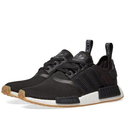アディダス Adidas メンズ スニーカー シューズ・靴 NMD_R1 Core Black/Gum
