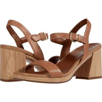 ナチュラライザー Naturalizer レディース サンダル・ミュール シューズ・靴 Rose Bamboo Tan Leather