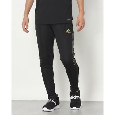 アディダス adidas メンズ サッカー/フットサル ジャージパンツ GS4735 (ブラック)