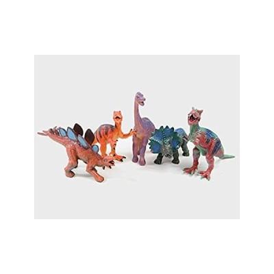【送料無料】Neat-Oh Hand Painted Iridescent Dinosaur Set, 5-Pack