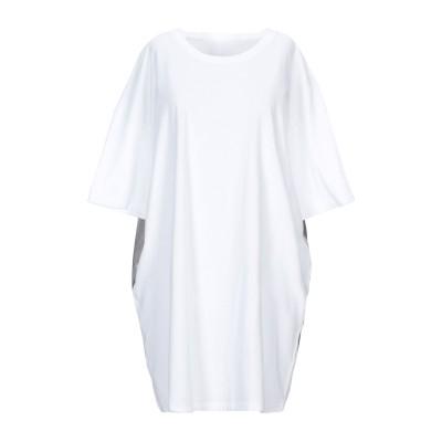 メゾン マルジェラ MAISON MARGIELA T シャツ ホワイト XS コットン 100% T シャツ