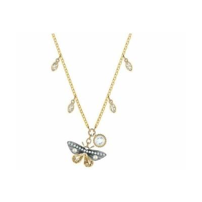 おしゃれ 個性的 高品質 ネックレス スワロフスキー Swarovski Magnetic NecklaceButterfly 5416786