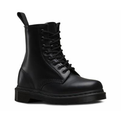 ドクターマーチン 日本正規品 ブーツ ブラック 黒 8ホール 1460 MONO 8EYE BLACK SMOOTH