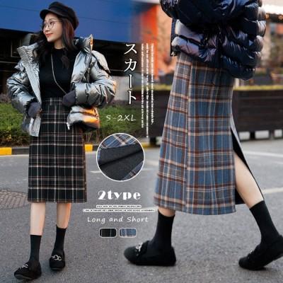 着痩せ「 ロングスカート 」冬服の新作 スカート /モッズ 韓国ファッション スカート パンツベロアワイドスカートベロアパンツプリーツスカートウエストゴムトレンドアイテ